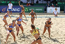 Beach Handball Wikipedia