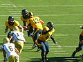 Bears on offense at UCLA at Cal 2010-10-09 35.JPG