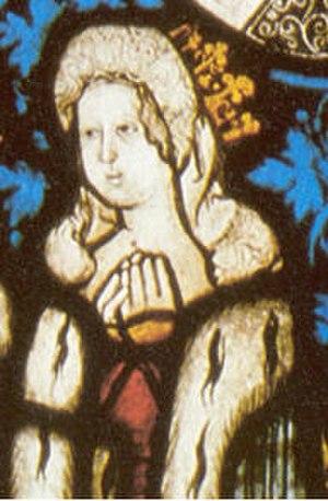 Beatrice of Nuremberg - Image: Beatrix of Nuremberg