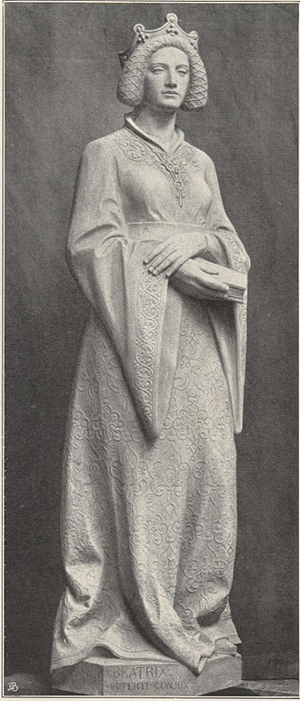 Electress of the Palatinate - Image: Beatrix von Berg, 1910