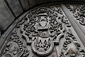 Beautiful carved wood door of San Agustin Museum (16670376874).jpg