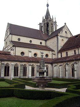 Bebenhausen Klosterkirche Kreuzgang.jpg