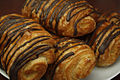 Beckmann's Old World Bakery Farmers' Market Chocolate Croissant.jpg