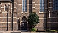 Bedburg - Marktplatz 4 - 5 Sankt-Lambertus-Kirche I.jpg