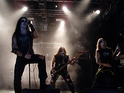 Behexen live in Nosturi (2009)