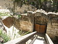 Beit She'arim - Cave of the Warrior and his Menorah (2).JPG