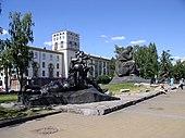 Belarus-Minsk-Yakub Kolas Square-3.jpg