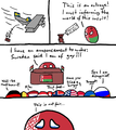 Belarus is of gay (Polandball).png