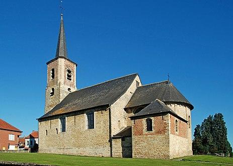 België - Sint-Pauluskerk Vossem - 03.jpg