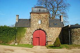 Mur d 39 enceinte de l 39 abbaye de villers la ville wikip dia - La porte bleue belgique ...