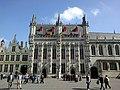 Belgique Bruges Place Bourg Hotel Ville - panoramio.jpg