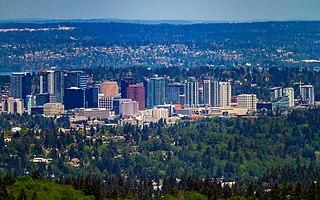 Bellevue, Washington City in Washington, United States
