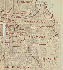 Shire of Belmont Queensland  Wikipedia