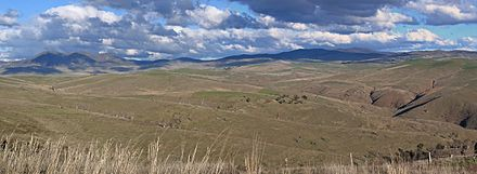 Omeo Plains from Mount Blowhard Benambra&OmeoPlains-from-MtBlowhard.jpg