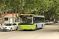 Bengbu Bus No.128 with Futian CNG BUS.jpg