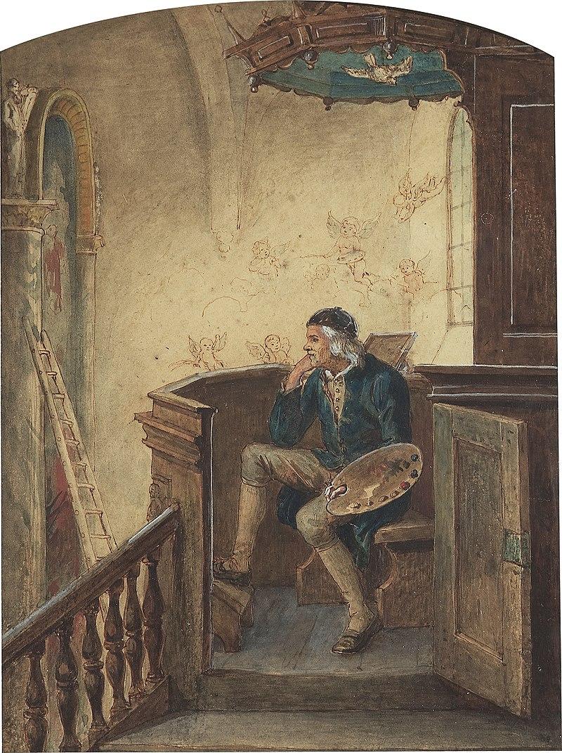 Bengt Nordenberg - Portrait of Pehr Hörberg.jpg