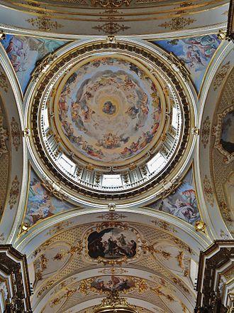 Bergamo Cathedral - The dome