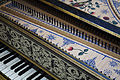 Berlin- Musical instruments cembalo keyboard Harpsichord - 3997.jpg