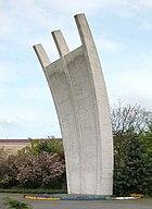 Berlin Tempelhof Luftbrueckendenkmal