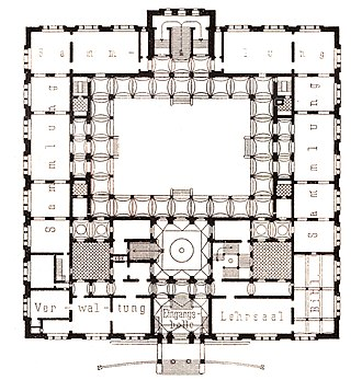 Martin-Gropius-Bau - Ground floor