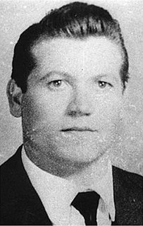 Bernardo Provenzano Italian crime boss and member of the Sicilian Mafia