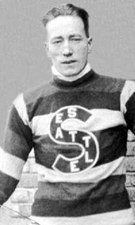 Bernie Morris Canadian ice hockey player