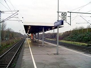 Duisburg Schlenk station
