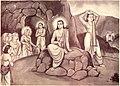 Bharata Carry Slippers of Rama to Ayodhya.jpg