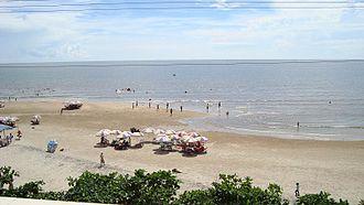 Bà Rịa-Vũng Tàu Province - Image: Biển Long Hải