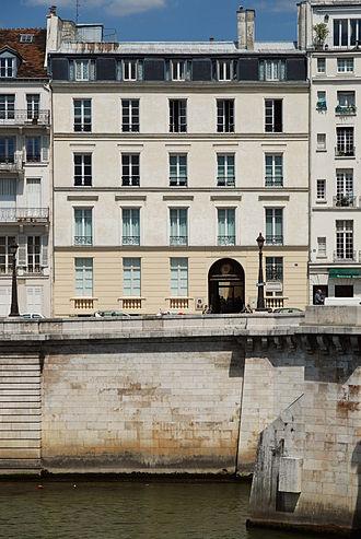 Polish Library in Paris - Image: Bibliothèque Polonaise de Paris
