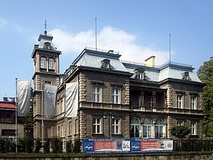 University of Bielsko-Biała - Image: Bielsko Biała. Sixt's House