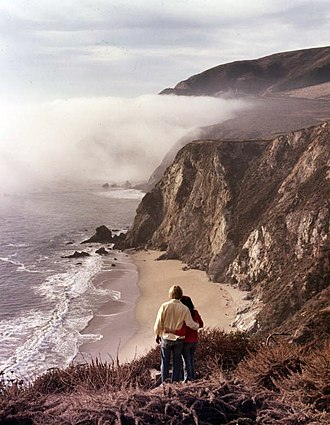 Central Coast (California) - Big Sur, California