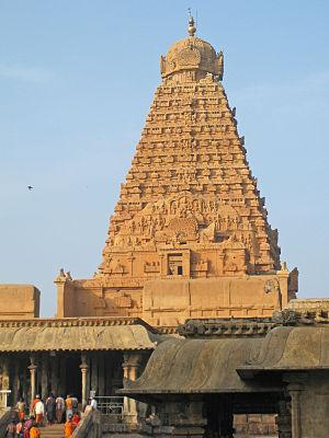 Sukanasa - Image: Big Temple Thanjavur