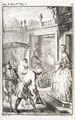 """Bild ur boken """"Lettres angloises, ou histoire de Miss Clarisse Harlove."""" - Skoklosters slott - 86197.tif"""