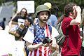 Bilderberg protest 2012 at Marriot Westfields Chantilly VA. (7332523078).jpg