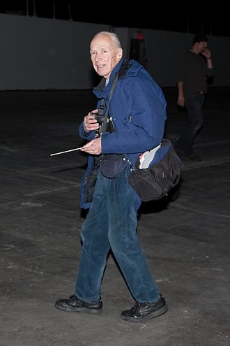 Bill Cunningham (American photographer) - Cunningham in 2010