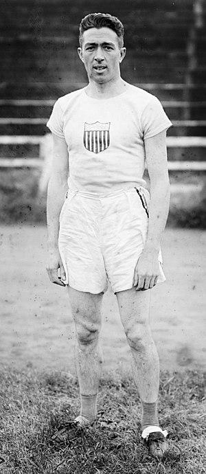 Bill Meanix - Bill Meanix in 1920