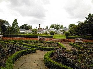 Birmingham Botanical Gardens Botanical garden in Birmingham