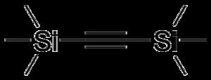 Bis(trimethylsilyl)acetylene - Image: Bis(trimethylsilyl)a cetylene