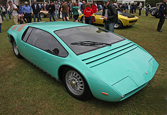 Bizzarrini - The custom-built Bizzarrini Manta
