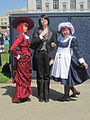 Black Butler cosplayers at 2010 NCCBF 2010-04-18 5.JPG
