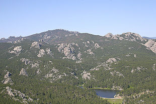 Black Hills, South Dakota, United States