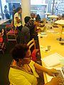 Black Lunch Table Editathon MoMA July 2015 105.jpg