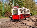 Blackpool and Fleetwood Vanguard Tram, Heaton Park Tramway Museum (geograph 4452145).jpg