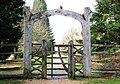 Blackwater Arboretum Entrance - geograph.org.uk - 344182.jpg