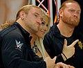 Blake Murphy and Alexa Bliss WrestleMania 32 Axxess.jpg