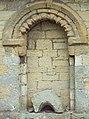 Blocked door, St Hilda's Church, Ampleforth - geograph.org.uk - 581288.jpg