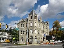 Bloomsburg, Pennsylvania town hall.JPG