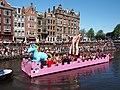 Boat 16, Canal Parade Amsterdam 2017 foto 4.JPG