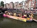 Boat 34 Lovetravels, Canal Parade Amsterdam 2017 foto 8.JPG